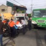 2016-04-28 18_34_27-Op AlertaCódigoRojo en Twitter_ _Choque de ambulancia en Esteban a la torre y Be