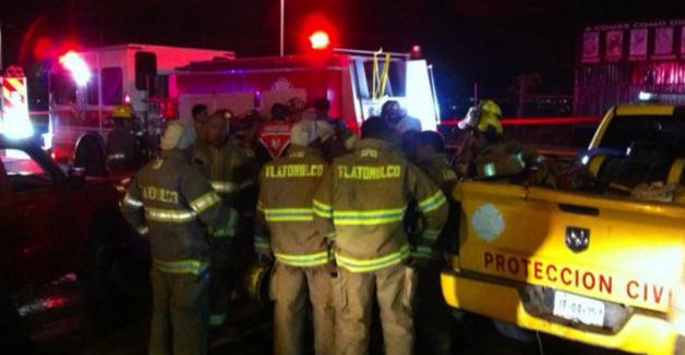 Evacuan a vecinos de tlajomulco por fuga de combustible for Villas terranova tlajomulco